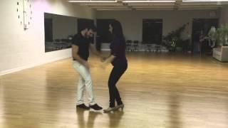 Cuban Salsa at January Social Dance Night