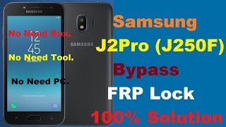 Samaung J6 (J600G) FRP Andriod 8 0 0 Without Any Box With Odin