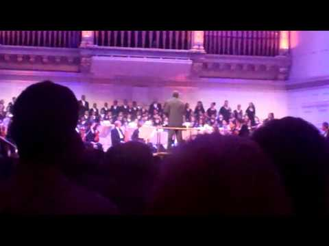 The Voices of Renaissance at Symphony Hall