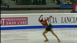 Mao Asada - 2010 Worlds  FS (US)