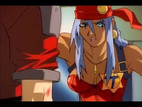 Battle Arena Toshinden (Ep. 2) (a.k.a. 闘神伝) (Japanese Animated Movie) (BMG, Movic, Takara) [1996]