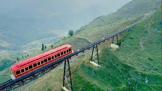 Trải nghiệm tàu hỏa leo núi Sapa hiện đại nhất Việt Nam