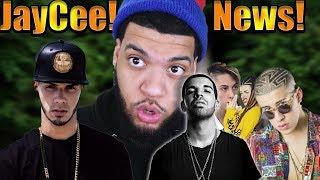 JayCee! News! - Cazzu Y Bad Bunny? Que sucede con Khea? Bad Bunny Y Drake? Viene Musica De Anuel?