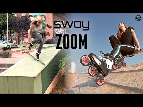 Video PWR Zoom Pro 80 Black White
