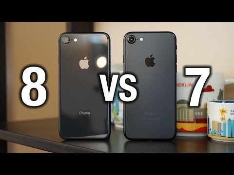 video Apple iPhone 8