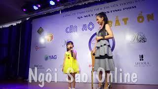 Ca sĩ Lê Như song ca cùng con gái nuôi 4 tuổi Mai Vy thần đồng âm nhạc | Lê Như