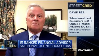 CNBC's top ranked financial advisor: We're looking at an economic recovery