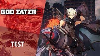 Vidéo-Test : TEST | God Eater 3 - Le Monster Hunter des Otakus