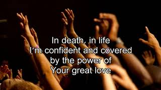 One thing remains By Bethel Church with Lyrics