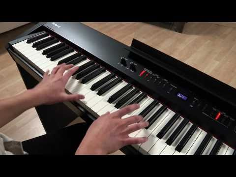 video Roland FP-4 Digital Portable Piano