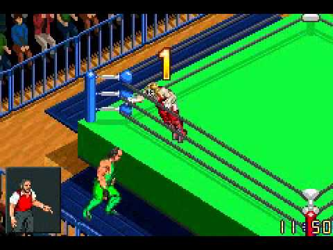 Fire pro wrestling g english patch