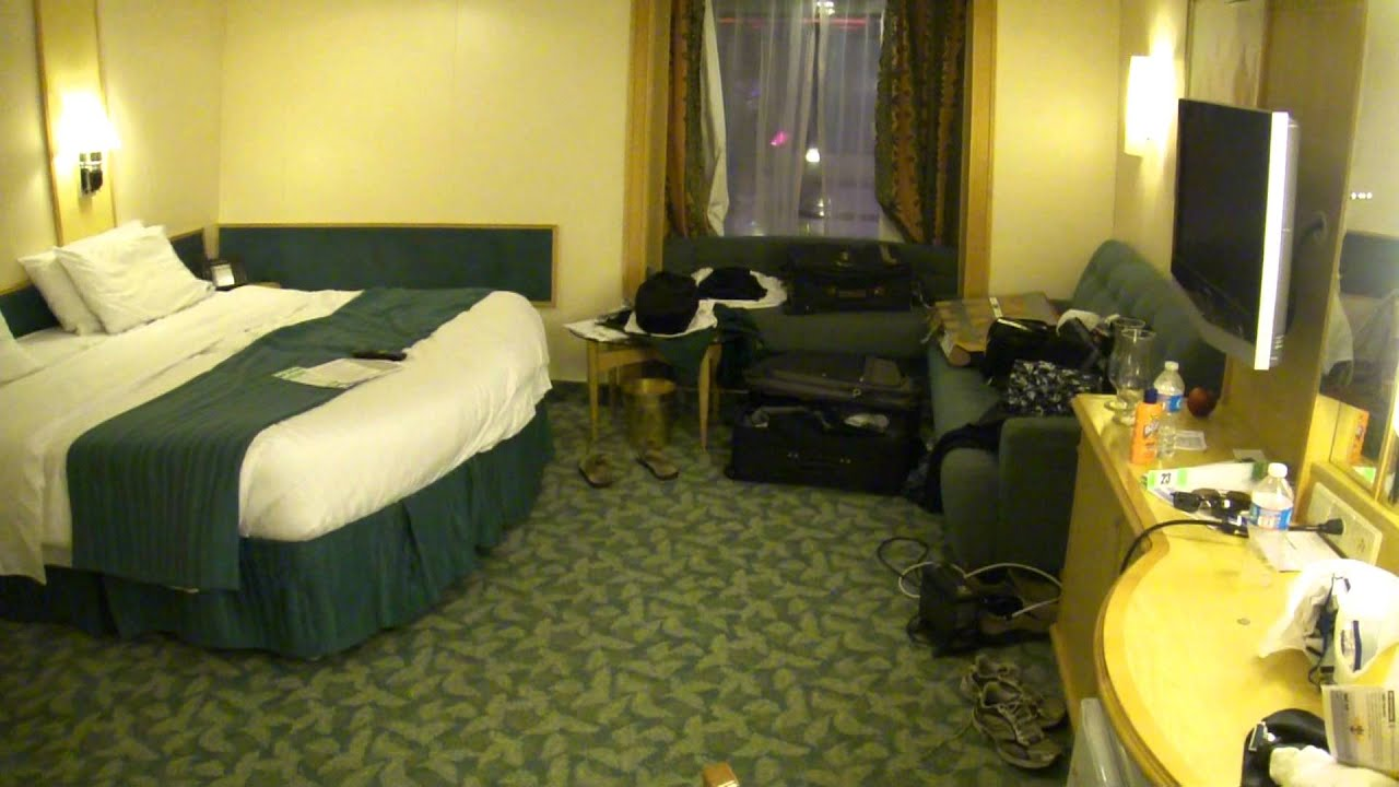 Handicap Accessible Room On Royal Caribbean Liberty Of