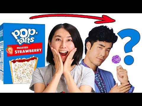 """Can Rie Make Pop-Tarts Fancy"""" (ft. Eugene Lee Yang) ? Tasty"""