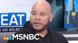 Fat Joe: Donald Trump Won't Last 4 Years | The Beat With Ari Melber | MSNBC