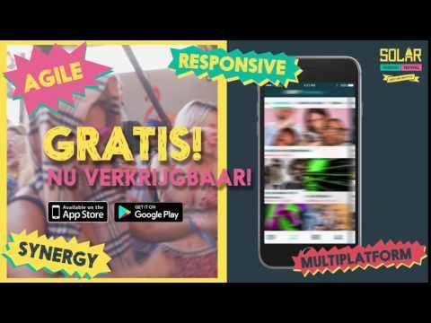 Solar Weekend 2016 app