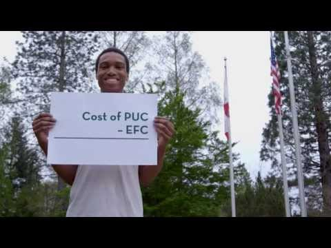 PUC is possible: Financial Aid 101 in 4 minutes!