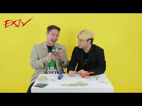 한요한 [엑시브] CD 피크 제작기 feat. 스윙스