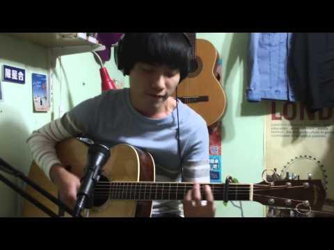 【Cover#12 陳星合】Lara梁心頤-不敢哭「給愛麗絲的奇蹟」 插曲 (吉他譜)