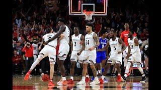 Men's Basketball Highlights - #23 Cincinnati 71, Memphis 69