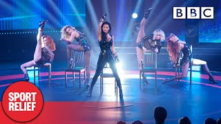 @The Pussycat Dolls perform 'React' live - Sport Relief 2020 | BBC