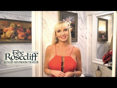Rosecliff Luxury Restroom Video