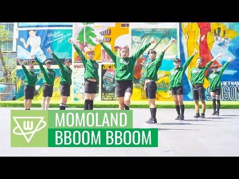 MOMOLAND (모모랜드) - BBoom BBoom (뿜뿜) + SpeedUp Ver. dance cover by WINE Dance Team from VIETNAM