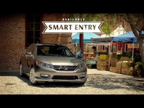 The all new 2013 Honda Accord Sedan Interactive Tour   Chef