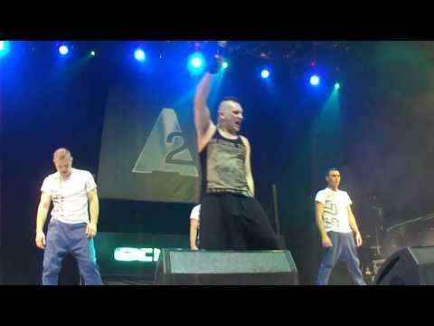 CAR MAN - LONDON GOOD BYE (live in A2 club 23/03/2013)