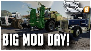 Big Day for New Mods in Farming Simulator 2019