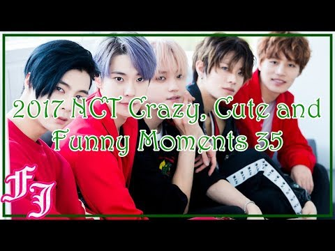 2017 NCT Crazy, Cute and Funny Moments 35