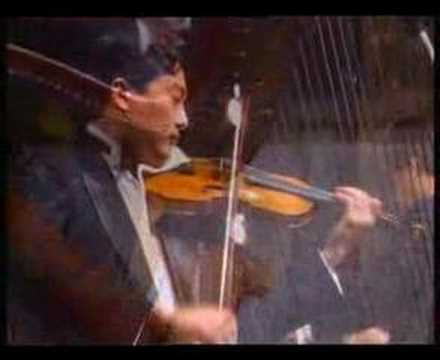 Butterfly Lovers Violin Concerto  1st movement  梁祝小堤琴協奏曲1