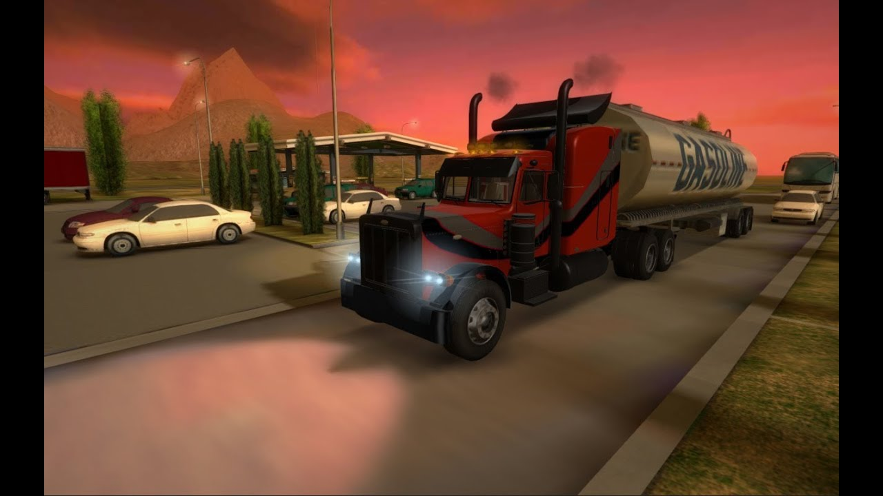 Truck simulator 3d for android ios youtube for Simulatore 3d