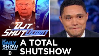 A Total Shutshow | The Daily Show