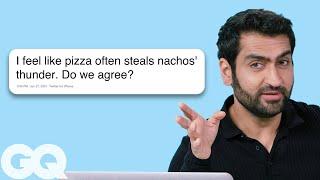 Kumail Nanjiani Goes Undercover on Reddit, YouTube and Twitter | GQ