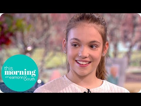 The 12-Year-Old Irish Busker Set for Global Stardom | This Morning