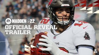Madden 22 | Official Reveal Trailer | Gameday Happens Here
