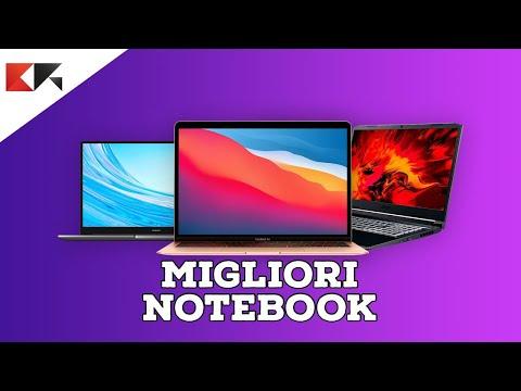 Migliori Notebook 2021 da comprare (Magg …