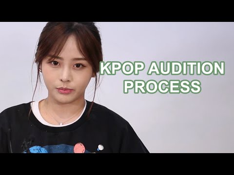 [KPOP 101] KPOP Audition Process Part 1 : Private Kpop Auditions | Wishtrend