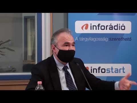 InfoRádió - Aréna - Nagy István - 2021.02.22.