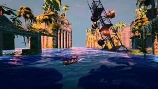 Submerged - Bejelentés Trailer