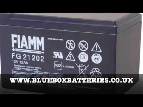 www.blueboxbatteries.co.uk for Fiamm SLA Batteries