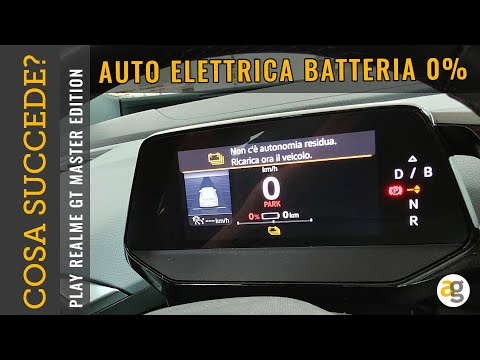 BATTERIA AUTO ELETTRICA ALLO 0%. SFIDA A …