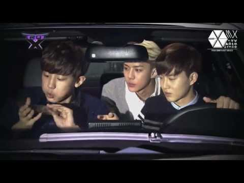 [EXO CUT] 131207 Chanyeol, Suho y Sehun - Preview