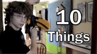 10 Things You Should Never Do in a Nerf War