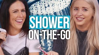 7 Hacks for Lazy People to Avoid Showering (Beauty Break)