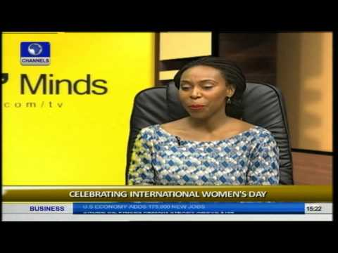 Intl Women's Day: Women Should Stop Being Apologetic -- Adegoke Pt1 - Smashpipe Nonprofit