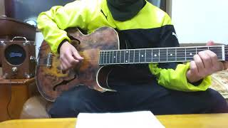 Someday after a while/Eric clapton/ギター弾き語り