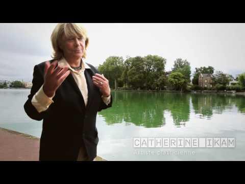 "Vernissage Catherine Ikam - ""Points Cloud Portraits"""