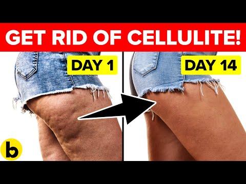 10 вежби што ќе ви помогнат да го намалите целулитот за само 2 недели