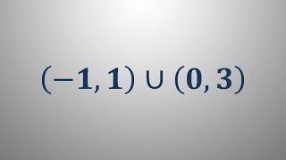 Določanje intervala 2